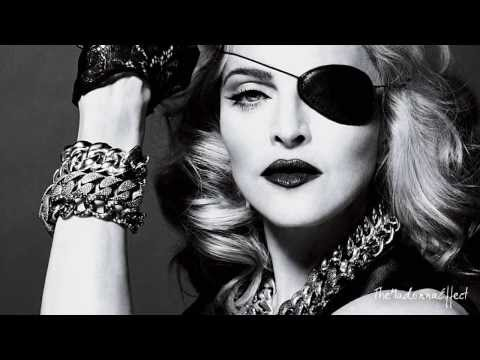 "Ultra HD Madonna ""Interview Magazine"" Images 2010"