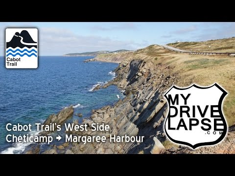 Cabot Trail Scenic Drive: Cheticamp to Margaree Harbour