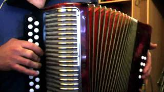 Shaun The Sheep Theme Song - (Diatonic Button Accordion)