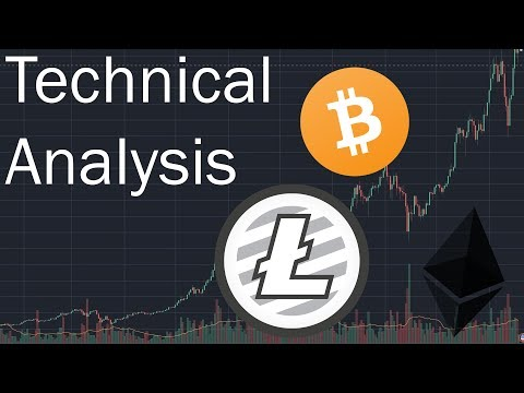 Getting Started in Investing in Crypto Currency  - Technical Analysis/Charts