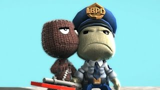 LittleBigPlanet 2 - That RaNDoM Film 4.5  - LBP2 Animation