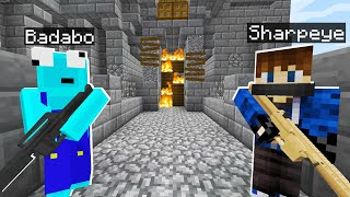 Preparing for our LAST STAND...(Minecraft war Builds #6)