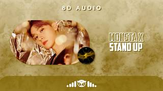 8D | MONSTA X (몬스타엑스) – Stand Up | USE HEADPHONES |