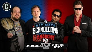 Anarchy Round 2! Bibbiani/Knost VS Reilly/Bateman - Movie Trivia Schmoedown