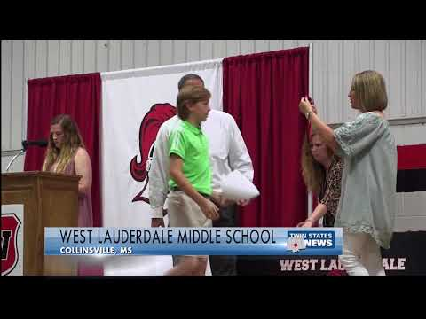 West Lauderdale Middle School Award Ceremony