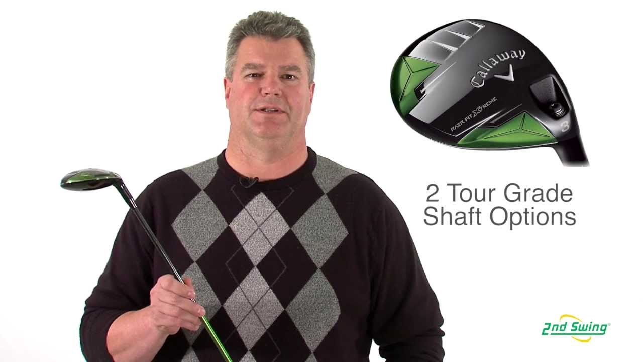 Callaway Razr Fit Xtreme Fairway Wood Review Youtube
