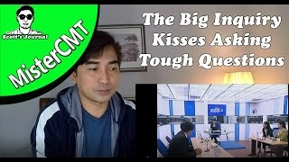 Vlog #25 PBB The Big Inquiry KISSES Asking Tough Questions (REACTION)