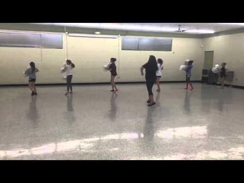 Drill Team Officer Dance