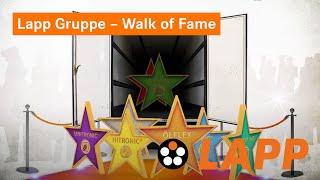 Lapp Gruppe - Walk of Fame(, 2016-04-11T08:48:15.000Z)
