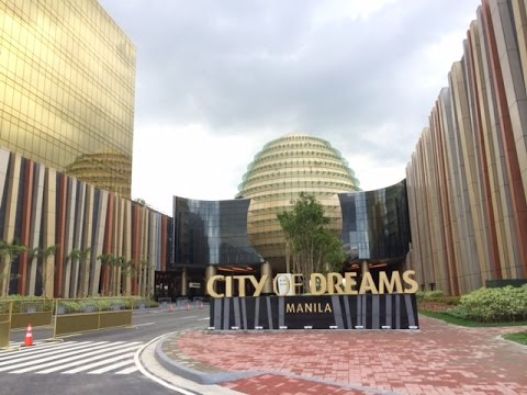 City of Dreams Manila Now Open Casino Hotels Roxas Boulevard  HourPhilippinescom