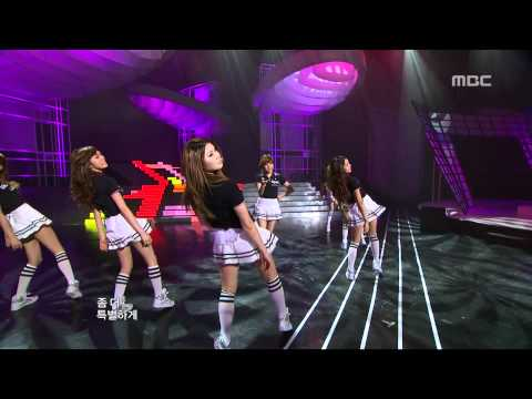 After School - Bang, 애프터 스쿨 - 뱅, Music Core 20100529