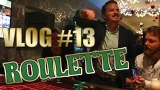 Vlog #13 - Roulette on Land Based Casino
