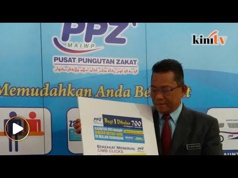 PPZ-MAIWP seru umat Islam segera bayar zakat
