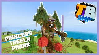 First Prank of the season! Truly Bedrock SMP | Season 2