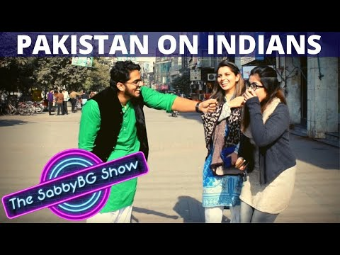 What PAKISTANI people know about INDIA - THE QUIZ | Pakistan on India (ft. In Laughing Colours)