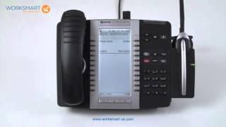 Mitel MiVoice 5320, 5330, 5340 & 5360 Standard Key Functions