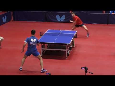 Видео: DVOYNIKOV - LIVENTSOV #MOSCOW #Championships 2020 #RUSSIAN #tabletennis #настольныйтеннис
