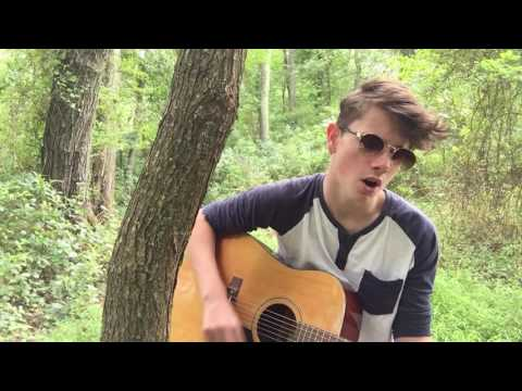 Threat Of Joy - The Strokes (cover) By Connor McBride
