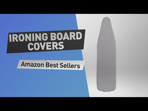 Blue Ironing Board Cover