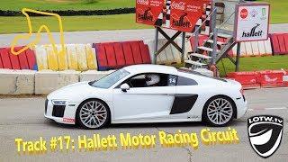Track 17: Audi R8 V10 @ Hallett Motor Racing Circuit (just the laps)