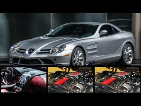 Woow Mercedes Benz Slr Mclaren Review Test Drive Sound