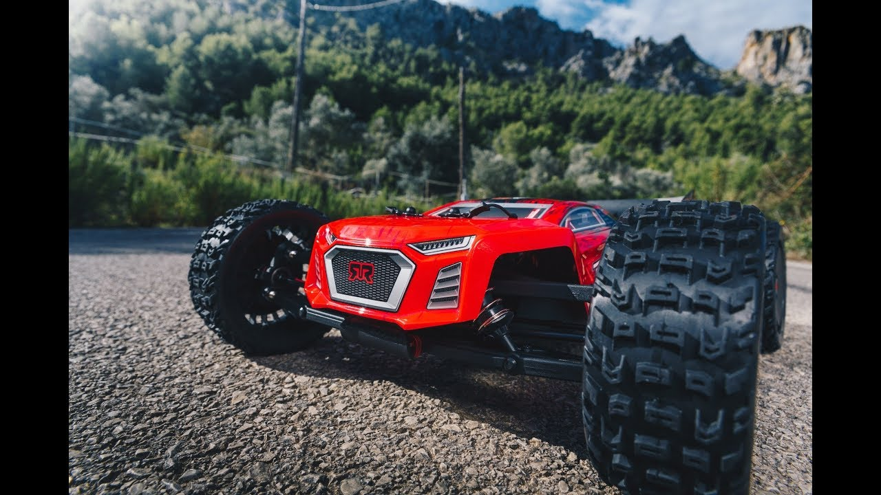 Introducing the ARRMA TALION 6S