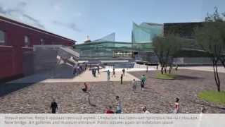 Petrovsky Dock Museum Masterplan [SAB] / 2012-13 // Петро…