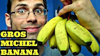 Gros Michel Banana Review - Weird Fruit Explorer Ep. 150