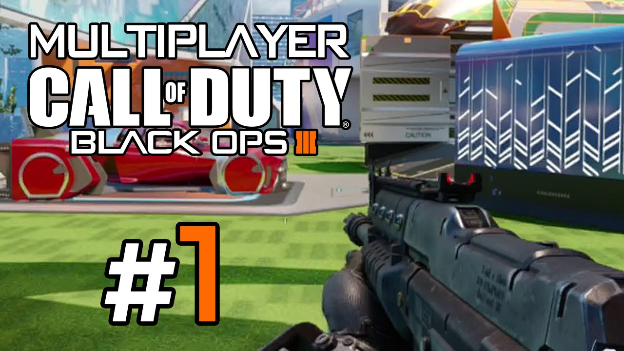 Call Of Duty Black Ops 3 Multiplayer Gameplay Part 1