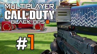 "Call of Duty: Black Ops 3 - Multiplayer Gameplay (Part 1) ""Beginner"