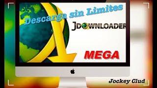 JDownloader 2 para mac os  Descarga de mega sin limites
