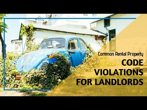 Common Rental Property Code Violations for Landlords in Fort Myers, FL