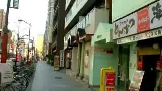 東京自由行 - Agora Place淺草集市廣場飯店步行至雷門、東武線淺草站