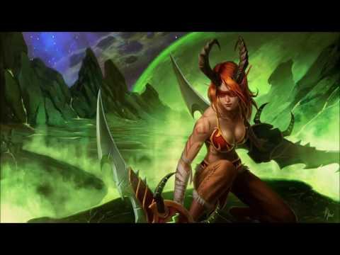 World of Warcraft: Legion Soundtrack - Demon Hunter Theme.