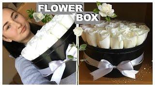DIY luxury flower box