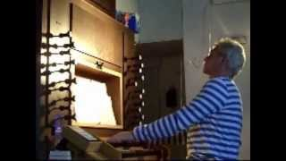 Johann Sebastian Bach: Praeludium in g-moll (BWV 558)