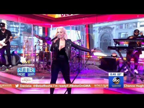 Bebe Rexha - The Way I Are - GMA (LIVE)