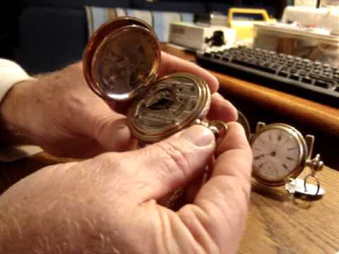 seth thomas pocket watch identification