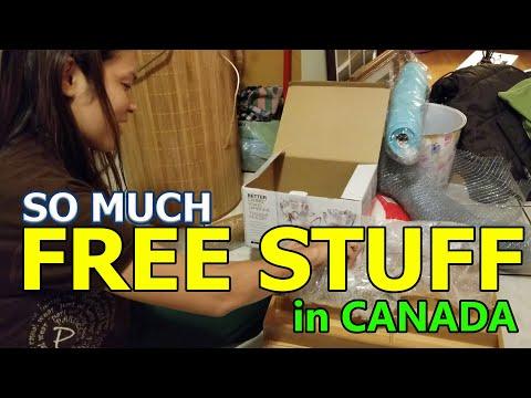 Free Stuff In Canada