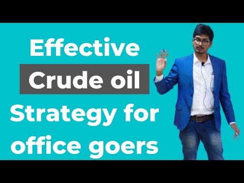 How to make 1000 Rs Everyday in Crudeoil