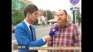 Автор проекта капремонта пр.Мира рассказал о плюсах новых фонарей в Красноярске