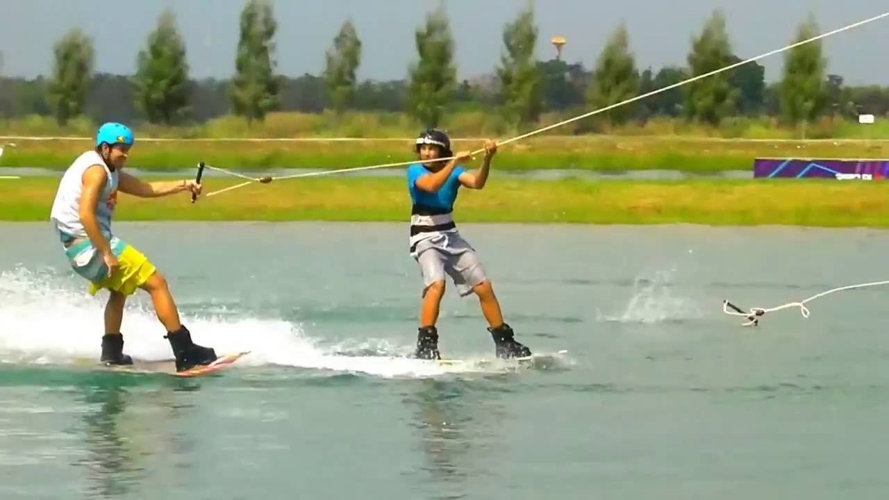 Thai wake board
