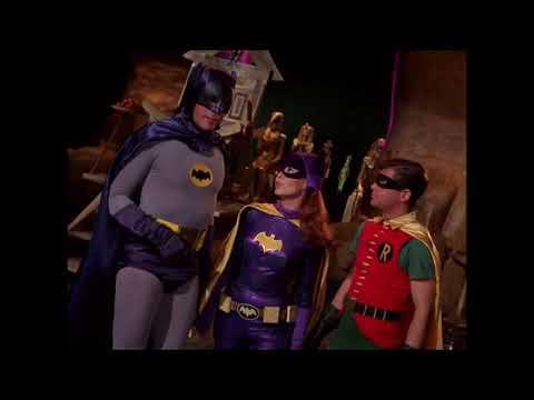Download Batman Season 3 Episode 6 (The Unkindest Tut of All) - Batgirl Supercut