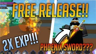 FREE RELEASE IS HERE!!! | Heroes Online | Roblox