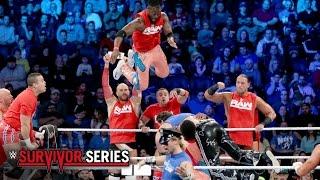 Download Video 10-on-10 Traditional Survivor Series Tag Team Elimination Match: Survivor Series 2016 on WWE Network MP3 3GP MP4