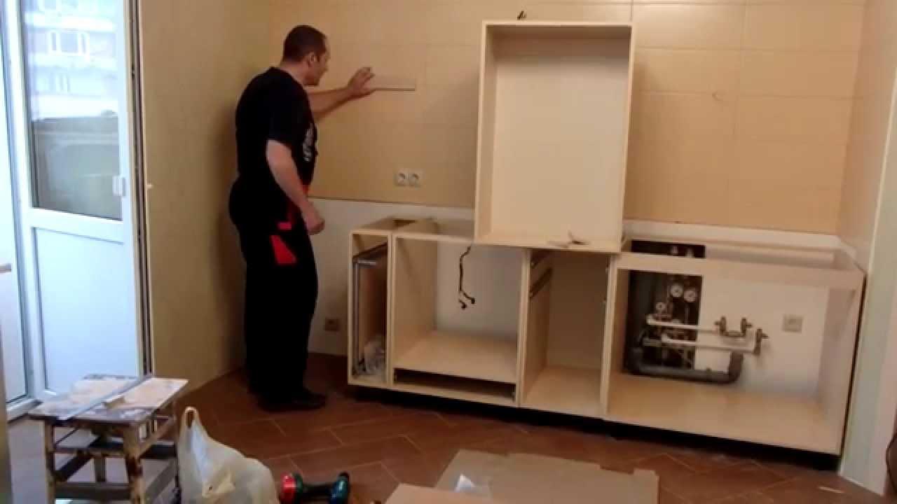 инструкция по сборке ящик кухонного гарнитура