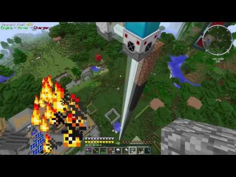Minecraft Space Chickens - S3E78 - Drill Time