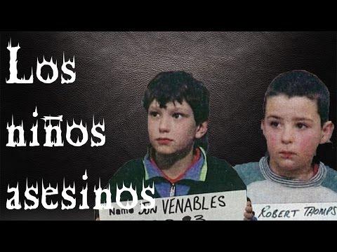 Los niños asesinos - Robert Thompson y Jon Venables | Crimen Real