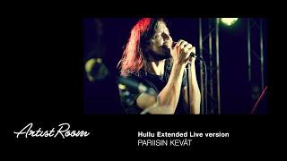 Pariisin Kevät - Hullu Extended Live version - Genelec Music Channel