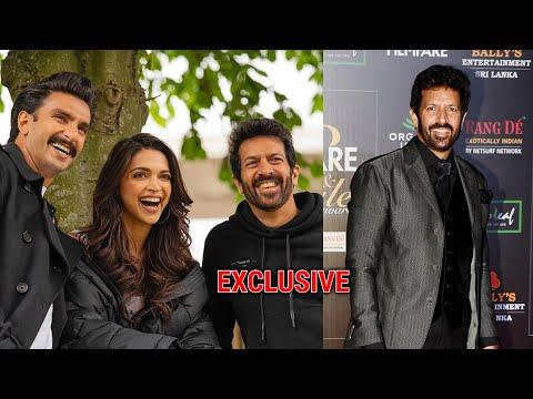 EXCLUSIVE   Kabir Khan OPENS UP on working with Ranveer Singh and Deepika Padukone for '83 Mp3